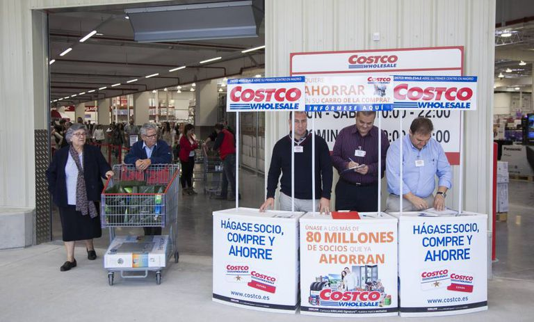 Spain Retail Red Tape Delays Opening Of Second Costco Store In